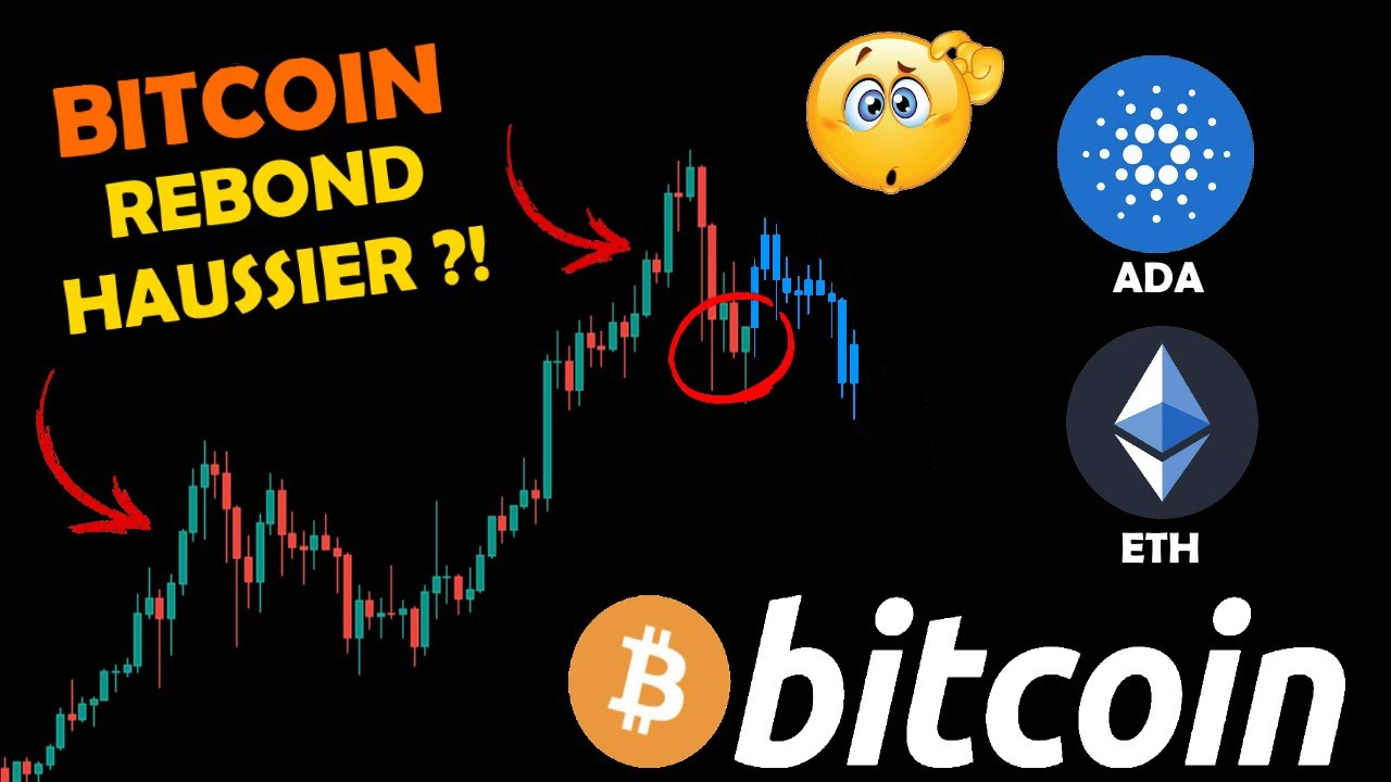 BITCOIN 😯 REBOND IMMINENT ?! ETHEREUM 📈 DANS SON CANAL / ADA  ⚠️ DANGEREUX analyse crypto monnaie fr