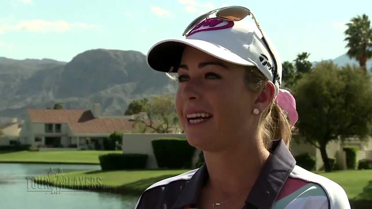 Paula Creamer: 2013 Kraft Nabisco Championship Preview ... | 1280 x 720 jpeg 59kB
