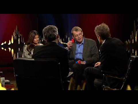 """Hans Rosling intervju från 2009 """"Jag tog med mig världens befolkninge här i fickan"""""""