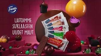 Karl Fazer Travel - Ei voi laittaa suklaaseen tv-mainos 20 s