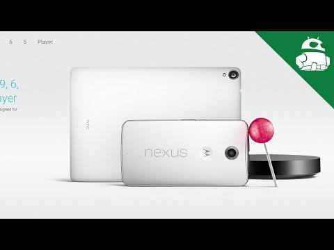 Nexus 6 International Giveaway! [CLOSED]