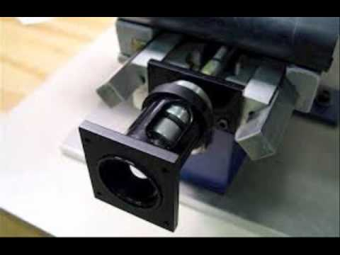 4 Rotary Table With Nema 23 Stepper Motor Mount Youtube