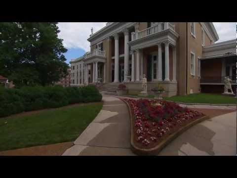 Belmont Mansion | Tennessee Crossroads