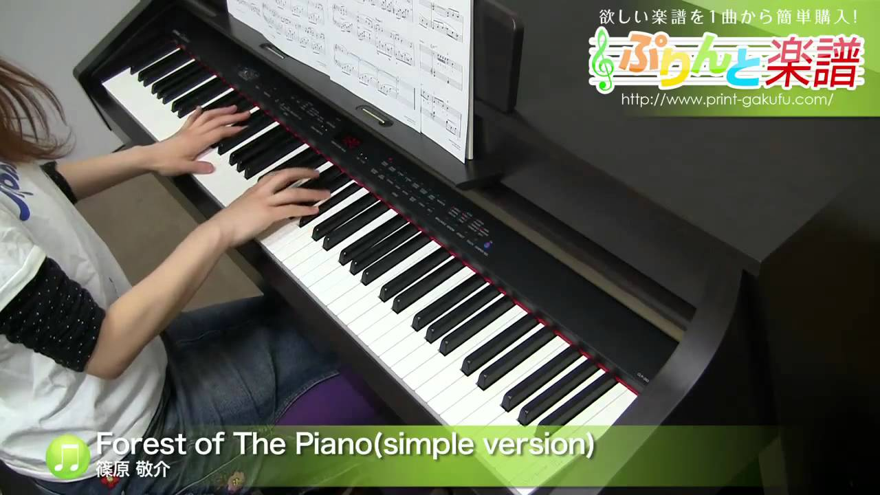 Forest of The Piano(simple ver...