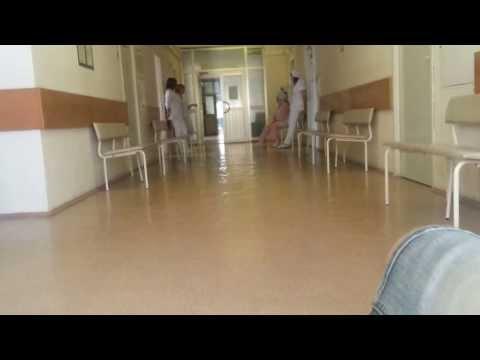 Работа поликлиники, медсёстры