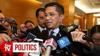 It was just a normal meeting, nothing extraordinary, says Azmin