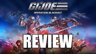 G.I. Joe: Operation Blackout Review - The Final Verdict (Video Game Video Review)