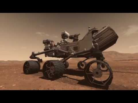 mars rover knocked out - photo #35
