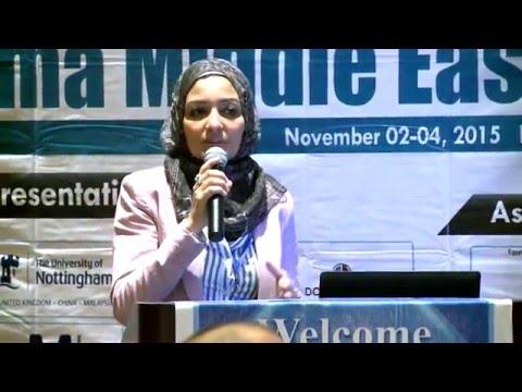 Heba Moustafa Mohamed | Egypt | Pharma Middle East 2015| Conference Series LLC