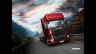 SCANİA 124L  !| Euro Truck Simulator 2  Mod #2