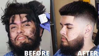 BEST BARBERS IN THE WORLD 2019 || AMAZING HAIRCUT TRANSFORMATIONS 2019 EP25. HD