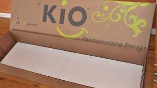Sneak Peek Inside A Kio Storage Closet Organizer Kit