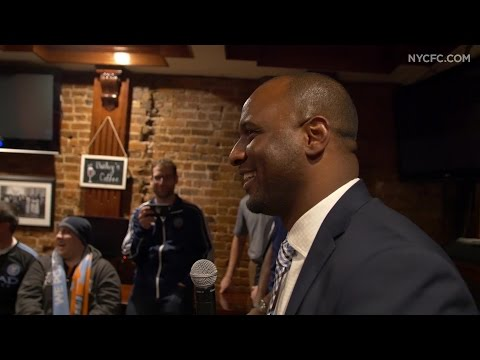 Patrick Vieira Q&A with the Third Rail