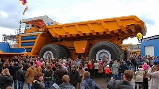 Top 10 Largest Mining Dump Trucks In the World || Pastimers