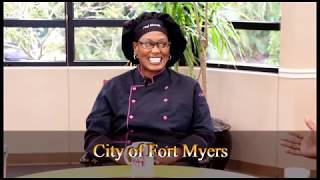 Michelle Pope, Chef and Owner, Chelle's Special Touch Restaurant  on Lee Pitts Live on FOX 4