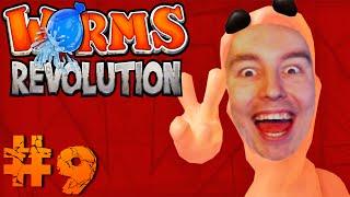 Worms: Revolution #9 | Sprawiedliwość zwyciężyła