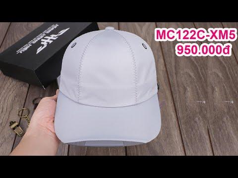 Nón Sơn - Video Chi Tiết Tất Cả Các Màu Logo 96 Sau Lưng