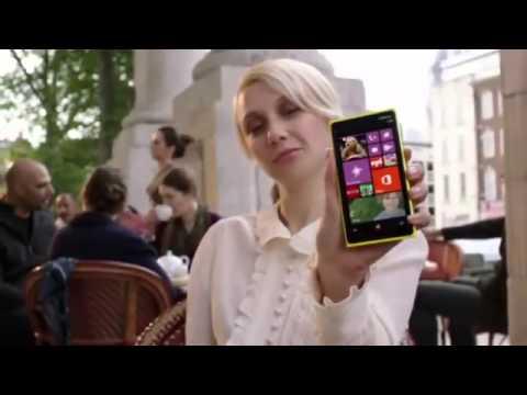 Meet the new Windows Phone 8 Reinvented Around You - Microsoft Ad