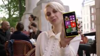 Meet the new Windows Phone 8 Reinvented Around You - Microsoft Ad