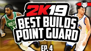 THE NEW BEST POINT GUARD BUILD IN THE GAME - NBA 2K19 BEST BUILDS Ep. 4