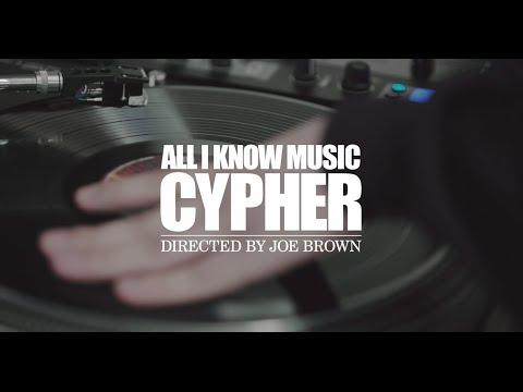 All I KNOW MUSIC CYPHER - BRAY, DUCKBAE, GiantPink, Miryo, DJ Drev
