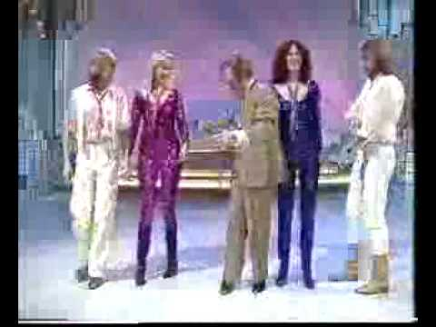 ABBA comedy on Mike Yarwood
