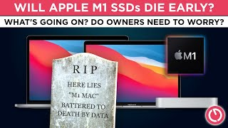 Apple M1 SSDs: Do We Have a PROBLEM?