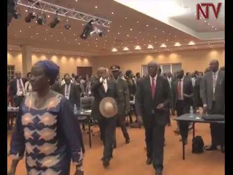 Museveni promises to make justice more accessible to the poor