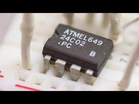 Arduino и внешняя EEPROM I2C AT24С02