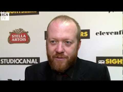 Sightseers Steve Oram Interview