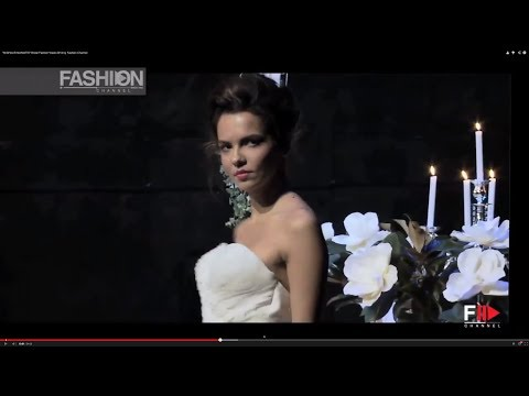 """MICHALIS MANIATIS"" Bridal Fashion Week 2014 by Fashion Channel"