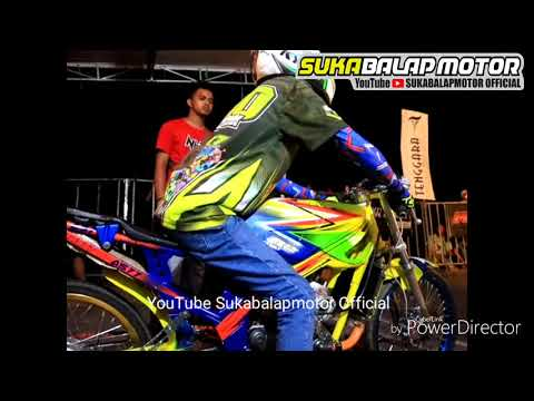 Ninja STD 155cc TU | Open Tenggara Drag Bike 30-31 Desember 2017, TANJUNGPINANG