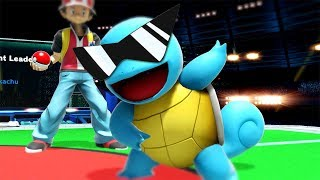 squirtle learned headbutt!