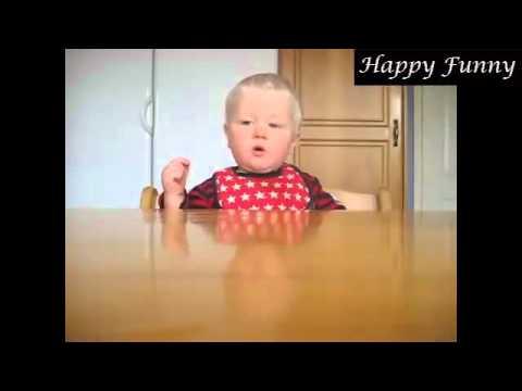 Best Video Lucu Video Lucu Bayi Makan Sambil Tertidur Lucu Bikin Gemes Youtube