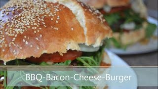 Bbq Bacon Cheese Burger