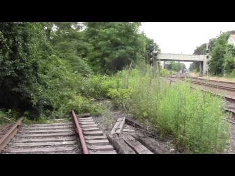 Central Massachusetts Railroad : Somerville MA Beginning Branch.