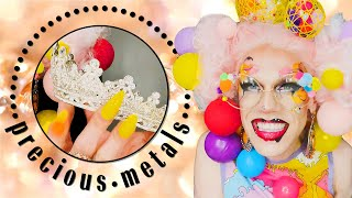 Utica Queen's Prized Jewelry Includes a Gift from Mrs. Kasha Davis | Precious Metals | Marie Claire