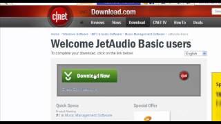 COWON Media Center   jetAudio