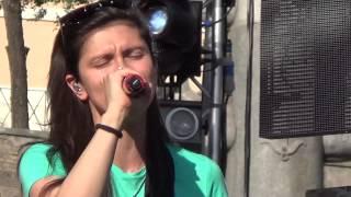 """26.06.2014 - Elisa - """"Pagina Bianca"""" (prove Coca-Cola Summer Festival)"""