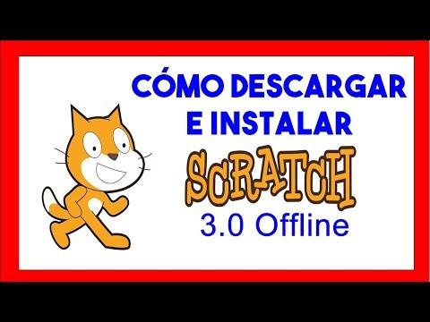 🔴cómo-descargar-e-instalar-scratch-3.0-|-offline-sin-internet-2019