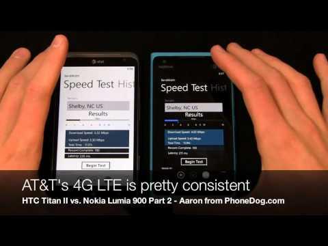 HTC Titan II vs. Nokia Lumia 900 Dogfight Part 2