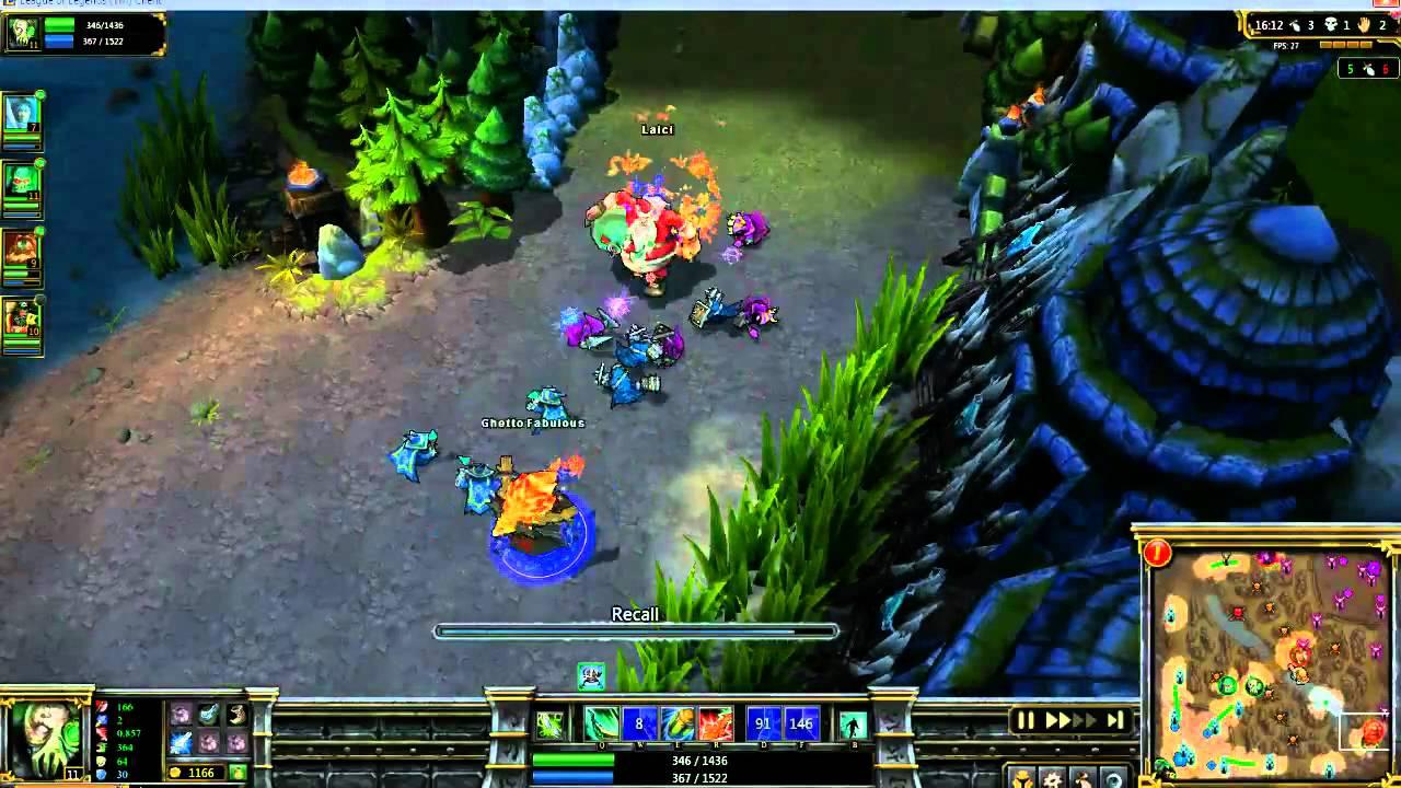 League Of Legends Esl