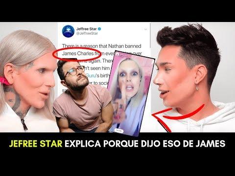 JEFFREE STAR SE ARREPIENTE DEL TWEET CONTRA DE JAMES CHARLES thumbnail