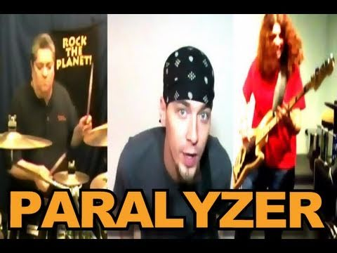 Paralyzer Cover (Online Band)