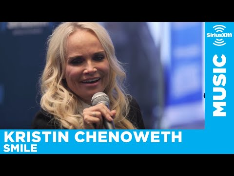 Kristin Chenoweth Smile  @ SiriusXM  On Broadway