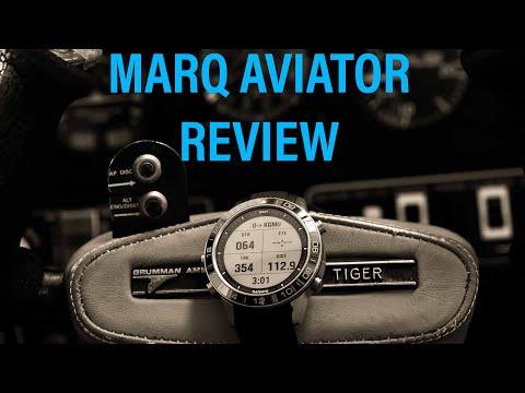 Garmin MARQ Aviator Pilot Watch - Quick Review