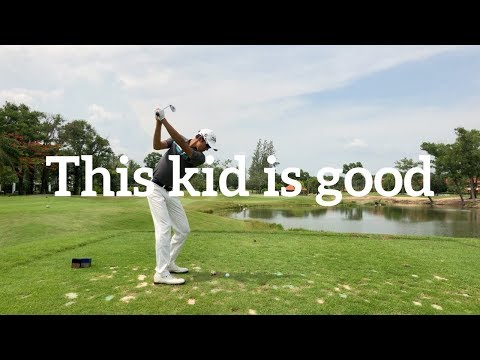 Course Vlog 2018 - this kid is good (Part1/2)
