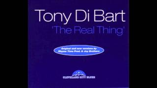 Tony Di Bart - The Real Thing [1993]