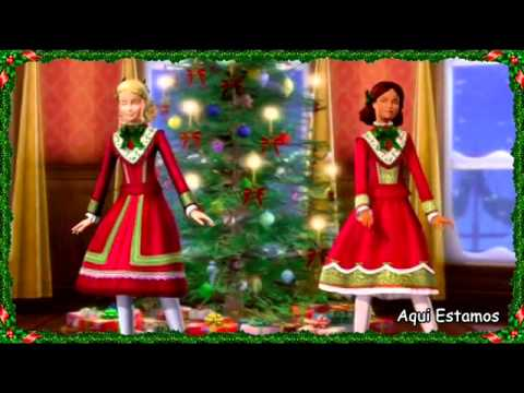 Barbie e a can o de natal querido noel youtube - Barbie de noel 2012 ...