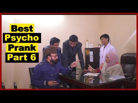 Best Pshycho Prank Part 6 Allama Pranks |Lahore TV | KSA | UK | UAE | USA | India | Nepal